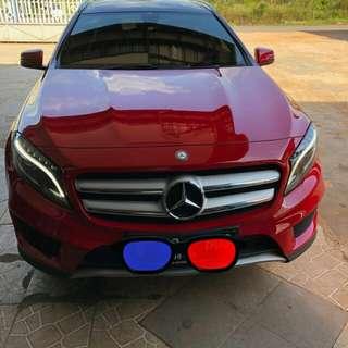 Mercedes-Benz GLA200 SPORT 2016