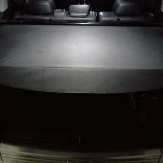 Mitsubishi Outlander Cargo Boot Cover