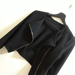 Black Blazer S