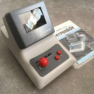 Konami Hyperboy for GameBoy (1991)