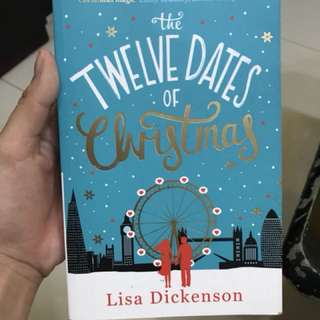novel Twelve Dates of Christmas