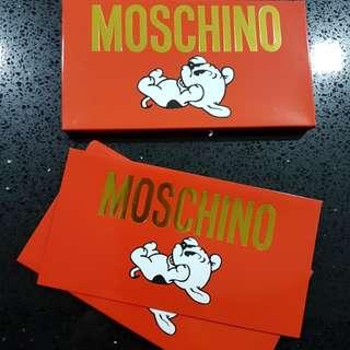 MOSCHINO Ang Bao/Red Packets