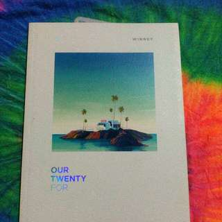 WINNER OUR TWENTY FOR ISLAND VERSION