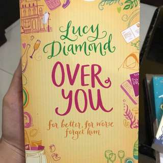 novel OVER YOU