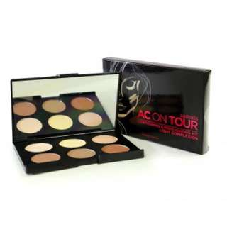 AUSTRALIS AC ON TOUR Contouring & Highlighting Powder Kit #15Off