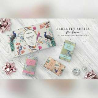 Naelofar Serenity Series Perfume - 15ml X 3