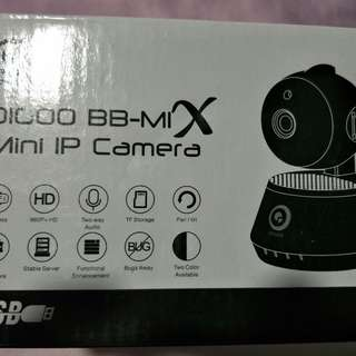 Mini IP cam