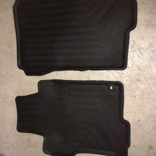 Honda Accord 2013 All Weather Mats