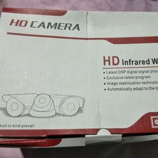 HD infared IP CAM