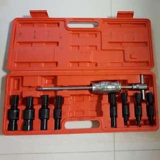 Bearing extractor kit
