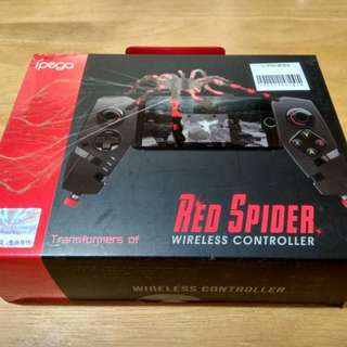 Ipega PG-9055 Red Spider Bluetooth Gamepad Controller