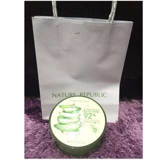 Jasa Titip Beli Nature Republic Aloe Vera Gel