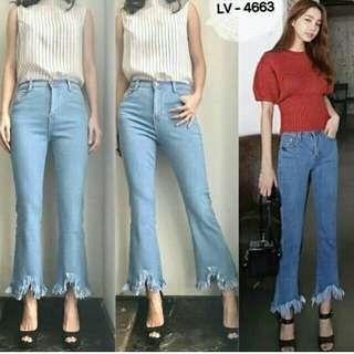 Long jeans ori baru&termurah ( slide more )