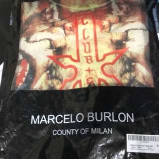 Marcelo burlon victor wolf 1:1 mirror quality