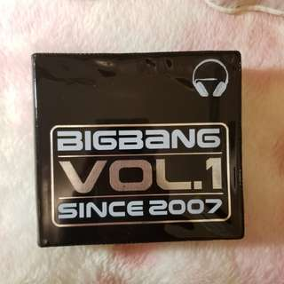 Big bang vol.1 since 2007