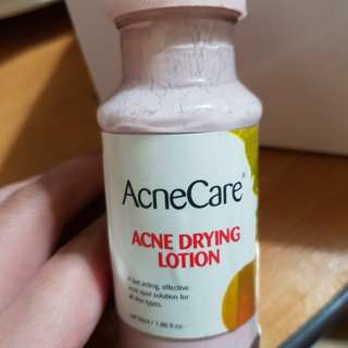AcneCare Acne Drying Lotion (30% Remaining)