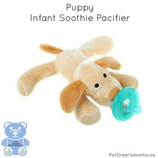 Puppy Infant Soothie Pacifier