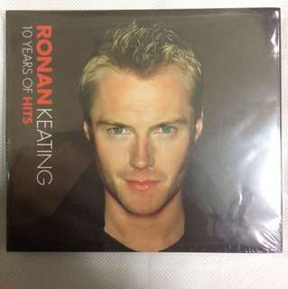 New, never open before, Ronan Keating
