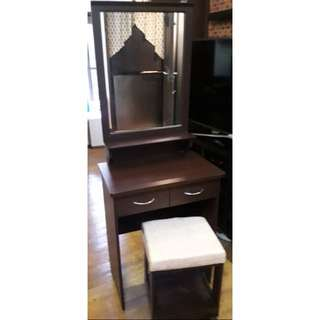 Vanity Desk and Chair