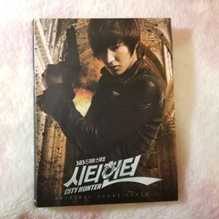 City hunter special ost