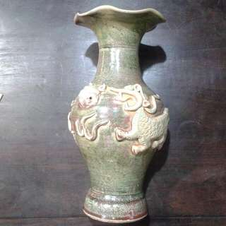 Porcelain Clay Vase 花瓶