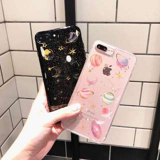 Space galaxy iPhone casing