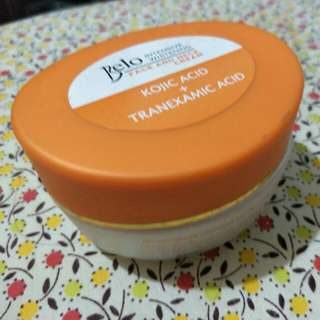 Belo Whitening Cream