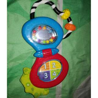 baby educational toy with nursery sounds
