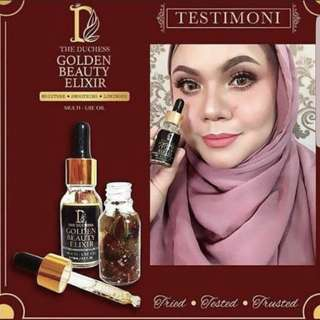 Authentic (CPG) Cik Puan Gojes Beauty Products PO