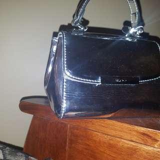 Crome mini purse Aldo
