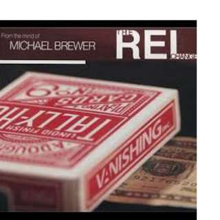 REL Change - Michael Brewer