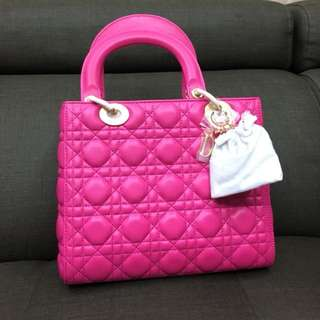 CD lady bag