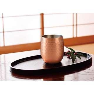 極-Kiwami系列銅杯套裝 (340ml x 2)