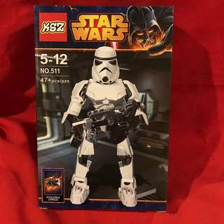 KSZ Star Wars model Kit