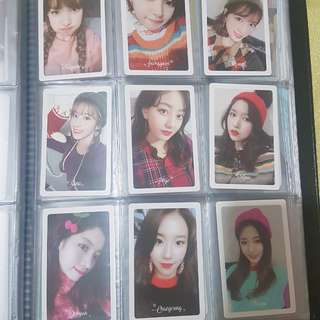 Twice Merry & Happy PCs (price is for individual pcs :) )