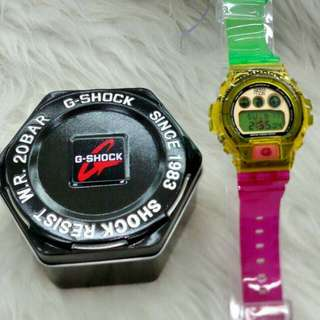 G Shock dw limited edition