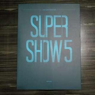 Super Junior Super Show 5 Photobook