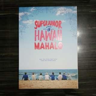 Super Junior Memories in Hawaii Mahalo