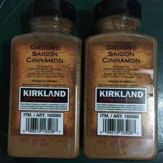 Kirkland Cinnamon