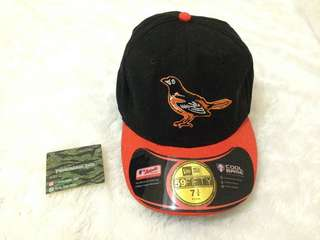 new era mlb team baltimore orioles