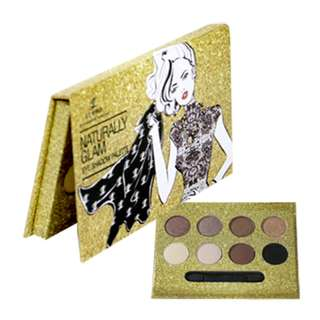 LT PRO Naturally Glam Eyeshadow Palette (8 shades) Travelling size ( Usual Price $20) 5 Days Special !