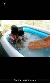 #15Off INFLATABLE SWIMMING POOL