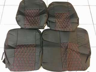 Camera+monitor,bezza auto leather cushion