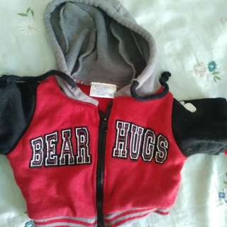 Build a Bear jacket