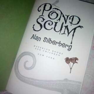 Preloved Book 💌 Pond Scum by Alan Silberberg
