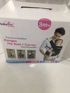 Baby Love Hip Seat + Carrier