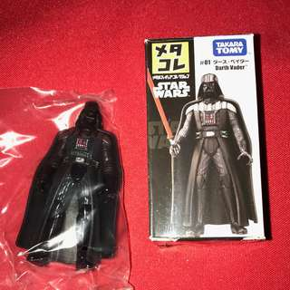 DARTH VADER  Takara Tomy Metacolle Collection (2015)