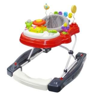 BabyOne 3 in 1 Functional Musical Baby Walker cum Activities Station