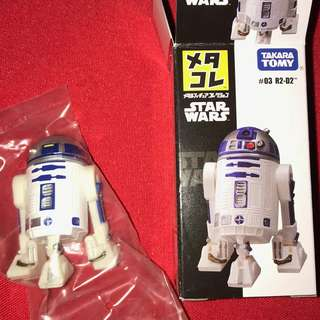 R2D2 - Takara Tomy Metacolle Collection (2015)