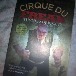 Cirque du Freak (Book 3: Tunnels of Blood)